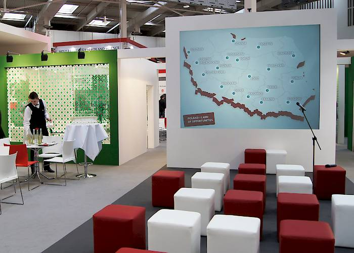 CeBIT - multimedia booth