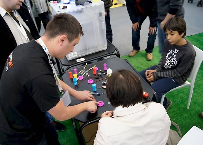 Malopolska Innovation Fair - MakerSpace